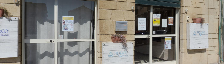 Foto della sede della Pro Loco Siracusa Piazza Santa Lucia 25 a/b