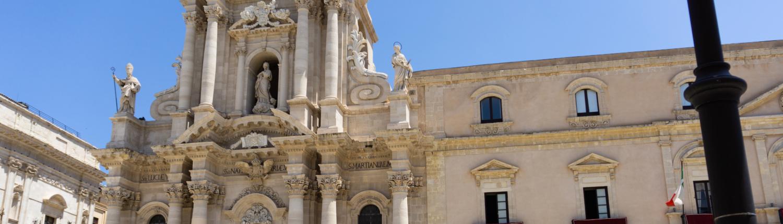 Foto del Duomo di Siracusa