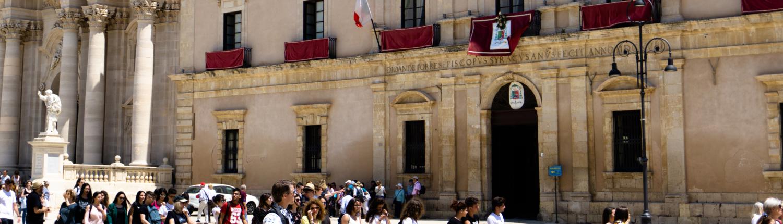 Foto di Piazza Duomo in Siracusa